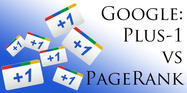 Matt Cutts: Google +1 không giúp tăng thứ hạng cho website