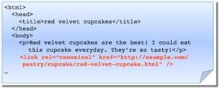 Gắn nhầm thẻ Canonical v&agrave;o phần <body> (Nguồn: webmaster-vi.googleblog.com)