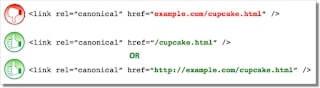 Gắn nhầm URL tuyệt đối thành URL tương đối (Nguồn: webmaster-vi.googleblog.com)