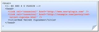 Bị trùng lặp thẻ Canonical (Nguồn: webmaster-vi.googleblog.com)