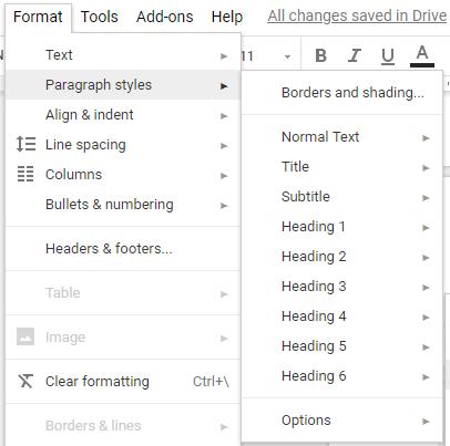 Dùng headers để tối ưu Featured Snippet