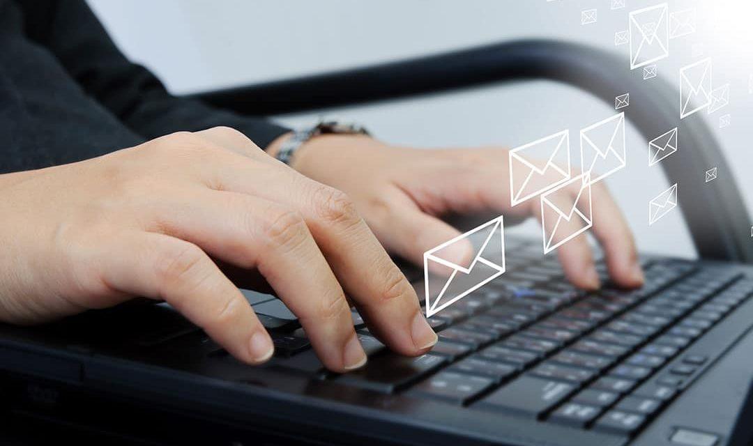 10 nguyên tắc khi giao tiếp qua email