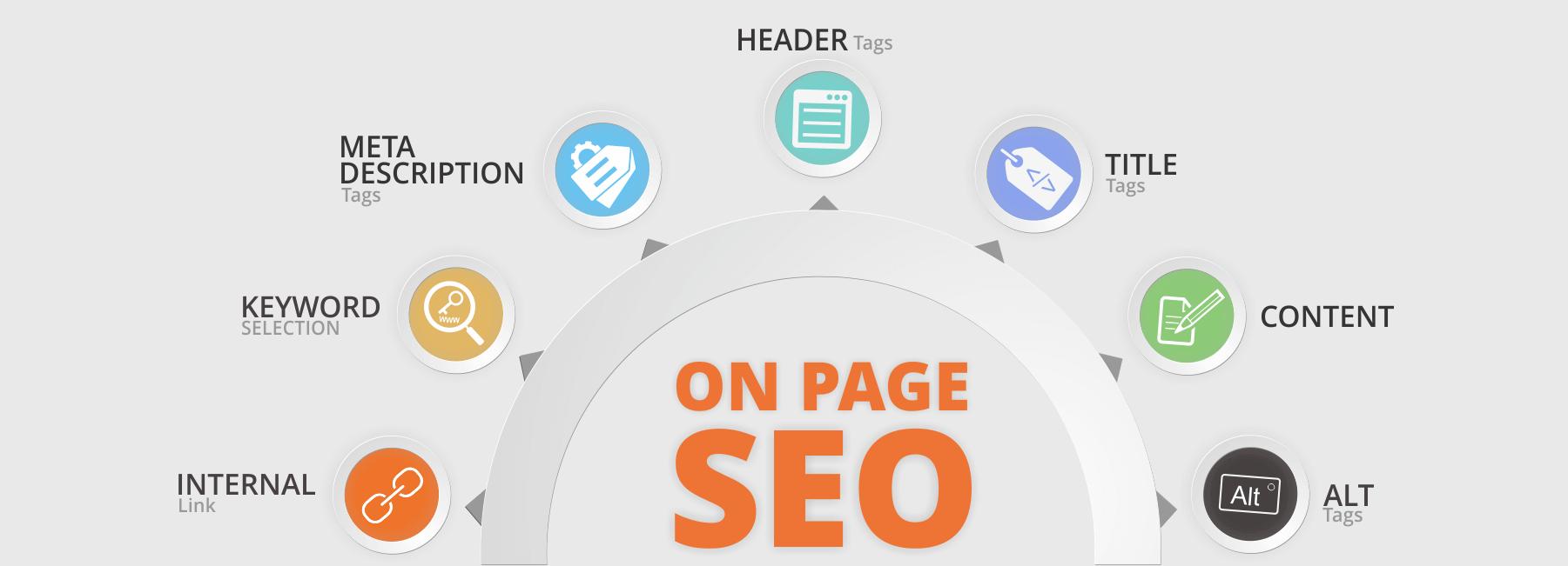 Nội dung trên trang được tối ưu sẽ giúp website thân thiện hơn với công cụ tìm kiếm