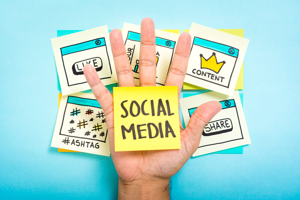 Chia sẻ nội dung của bạn đến đa dạng kênh Social để thu hút nhiều người dùng hơn