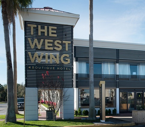 The West Wing Hotel