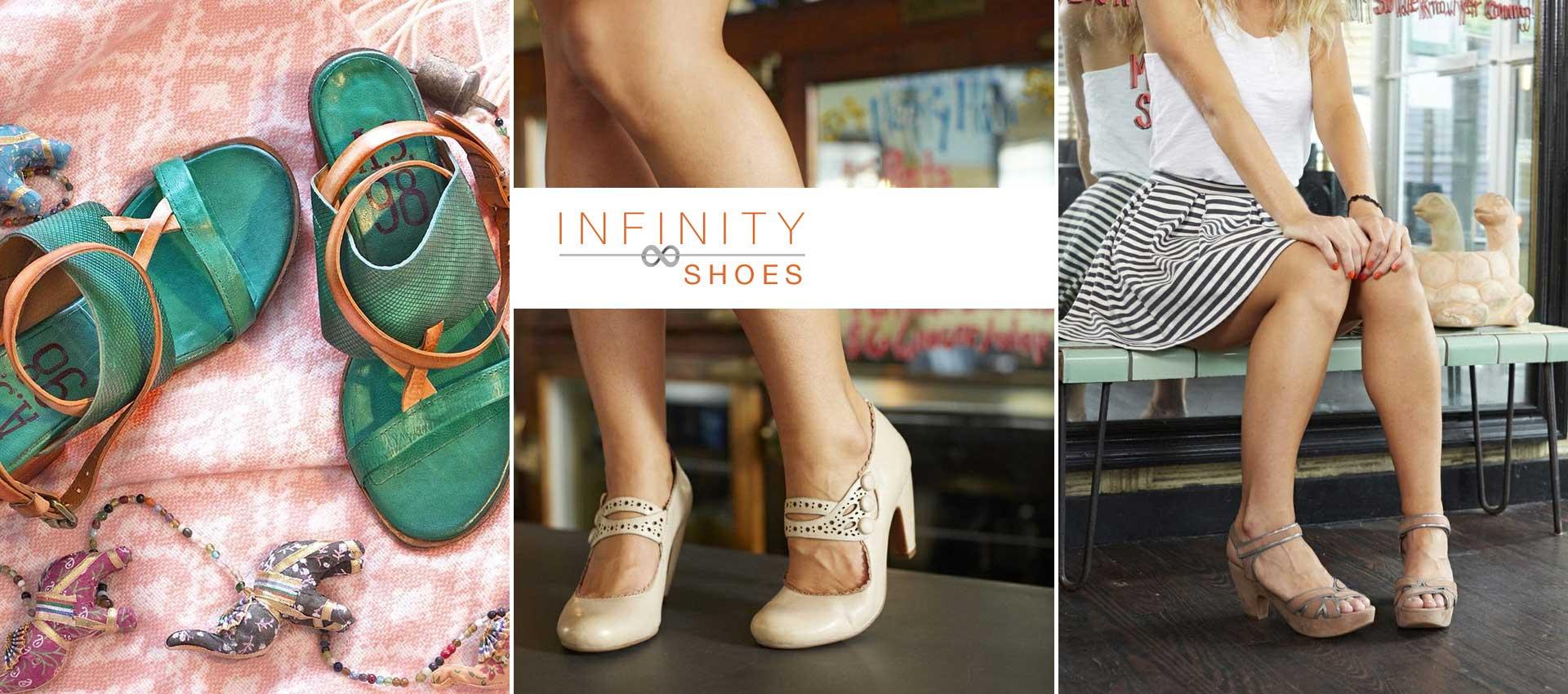 Thông tin tổng quan, khó khăn và kết quả đạt được của dự án Infinity Shoes