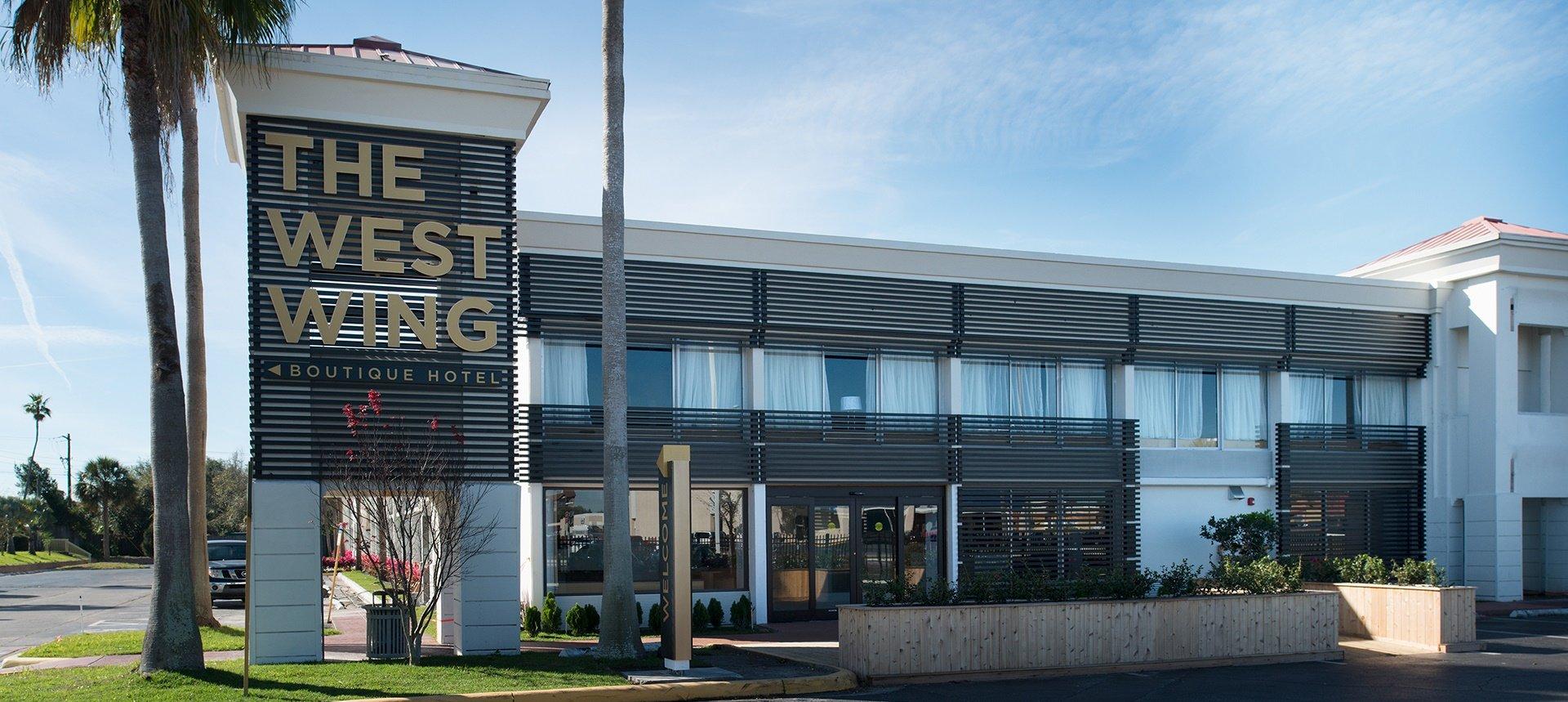 Thông tin tổng quan, khó khăn và kết quả đạt được của dự án The West Wing Hotel