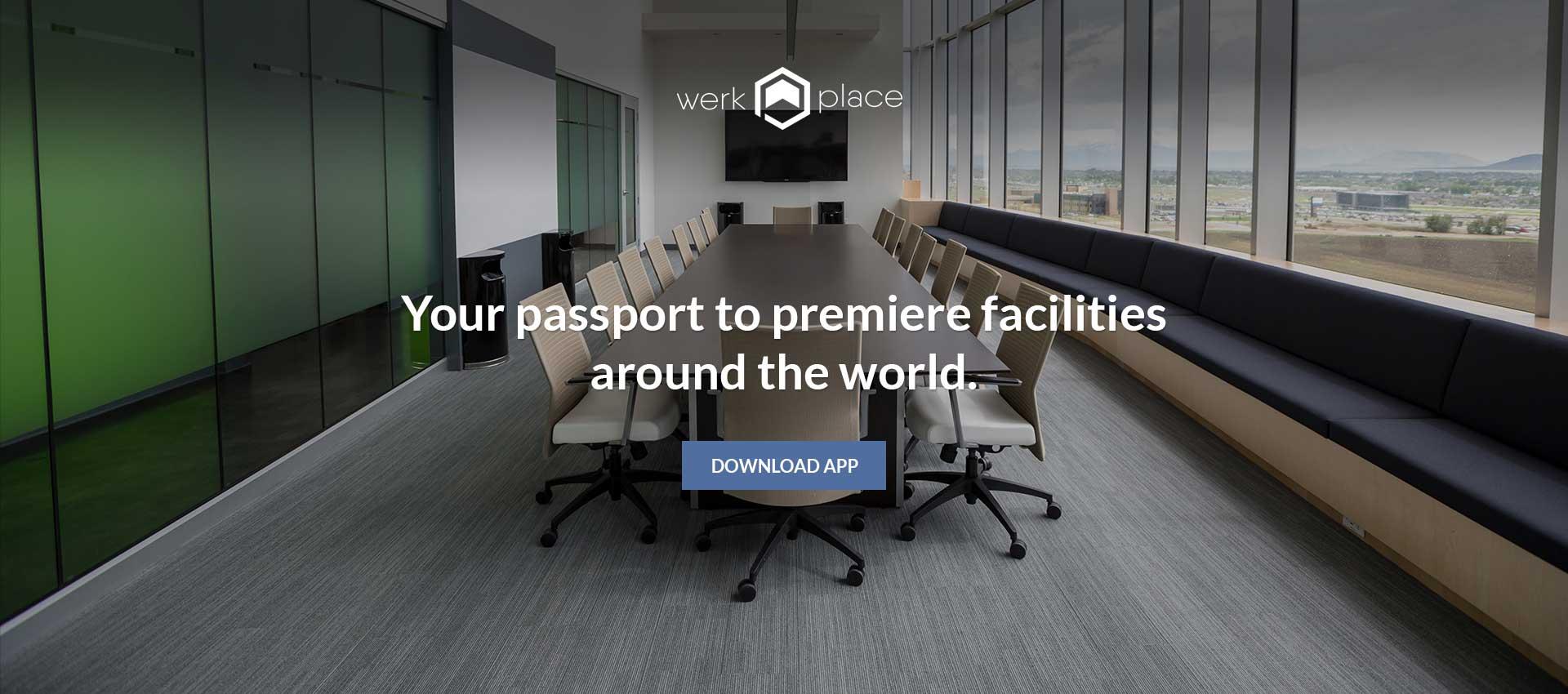 Thông tin tổng quan, khó khăn và kết quả đạt được của dự án werk.place