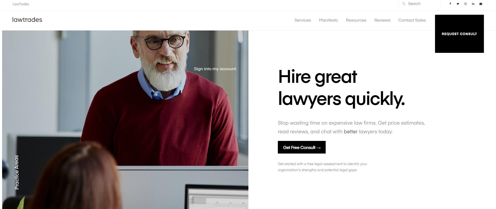 Thông tin tổng quan, khó khăn và kết quả đạt được của dự án Law Trades