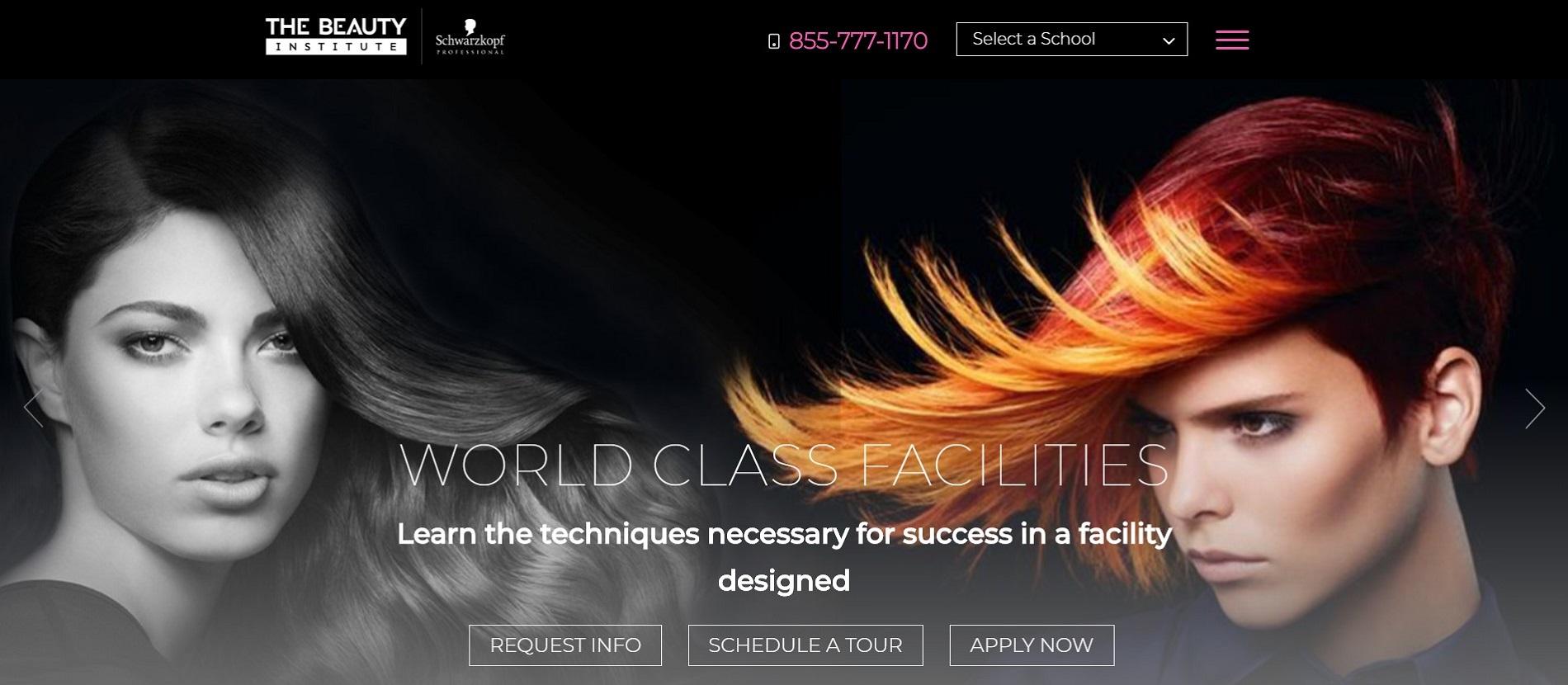 Thông tin tổng quan, khó khăn và kết quả đạt được của dự án The Beauty Institute