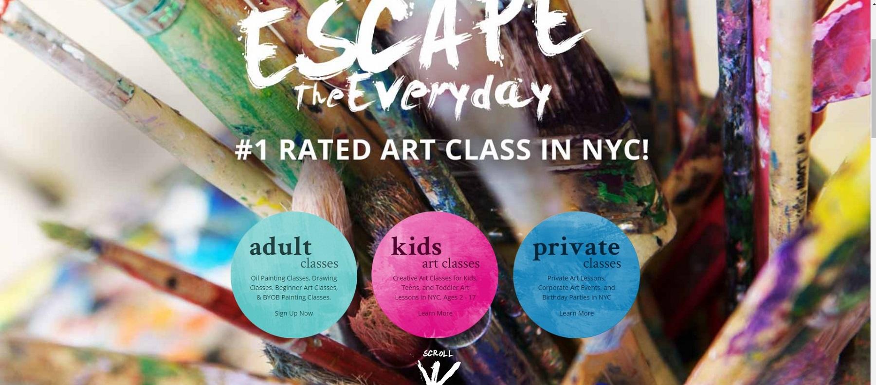 Thông tin tổng quan, khó khăn và kết quả đạt được của dự án The Art Studio NY