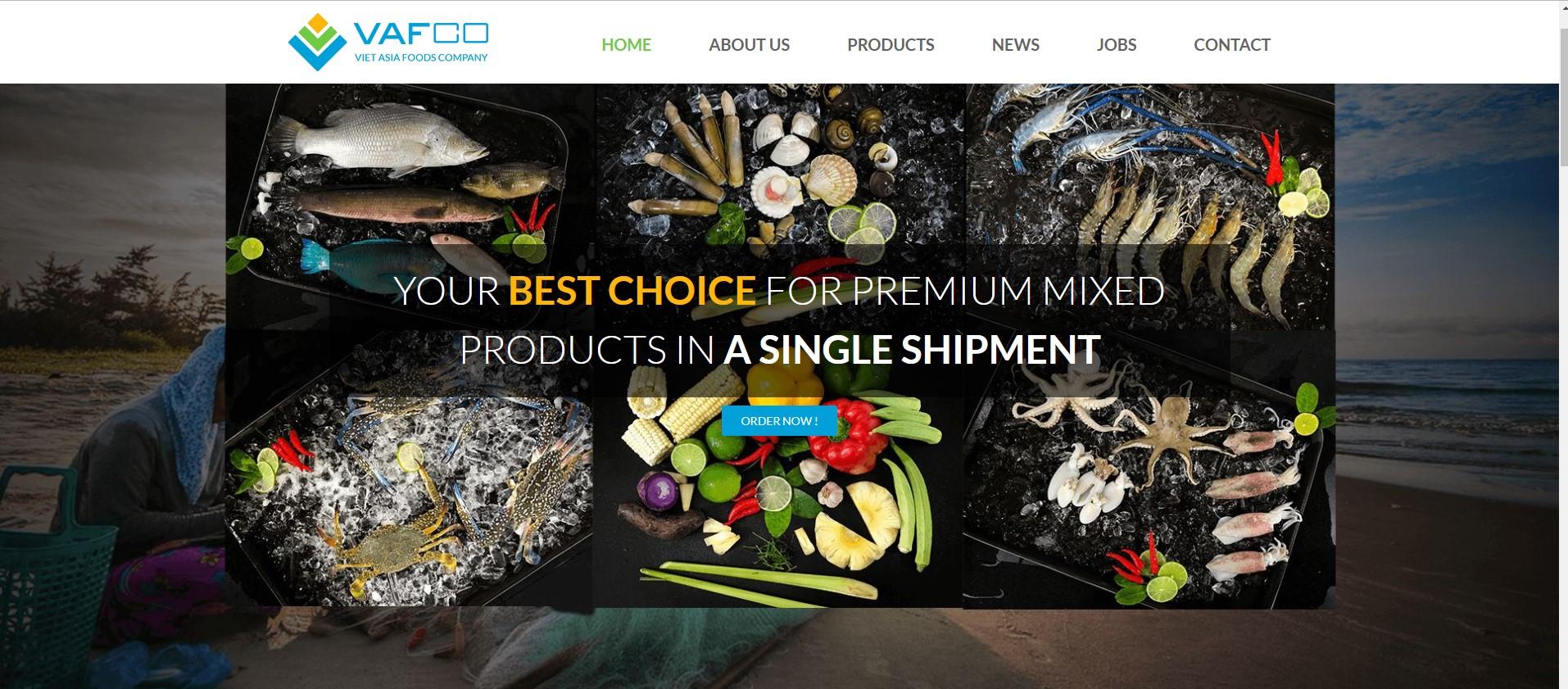 Thông tin tổng quan, khó khăn và kết quả đạt được của dự án Viet Asia Foods