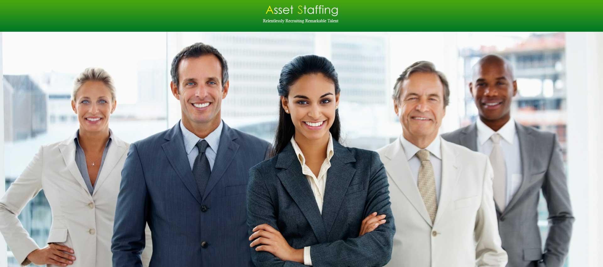 Thông tin tổng quan, khó khăn và kết quả đạt được của dự án Asset Staffing