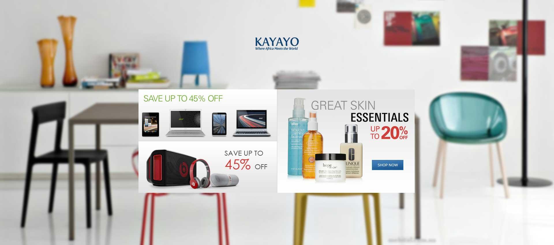 Thông tin tổng quan, khó khăn và kết quả đạt được của dự án Kayayomarket