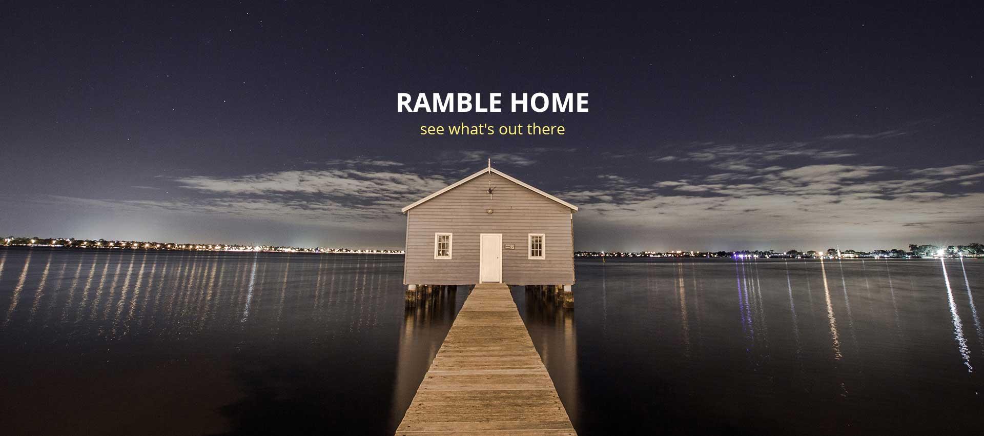Thông tin tổng quan, khó khăn và kết quả đạt được của dự án RambleHome
