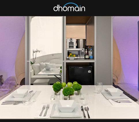 Dhomain