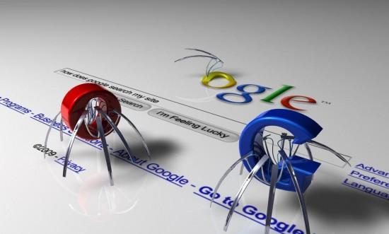 Bot Google thu thập dữ liệu website để index